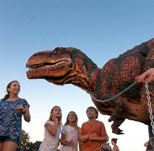 Dinosaur Party Scotland