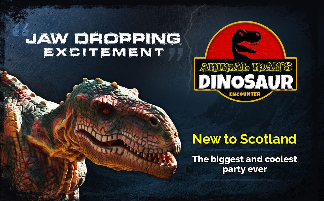 Dinosaur school topic project