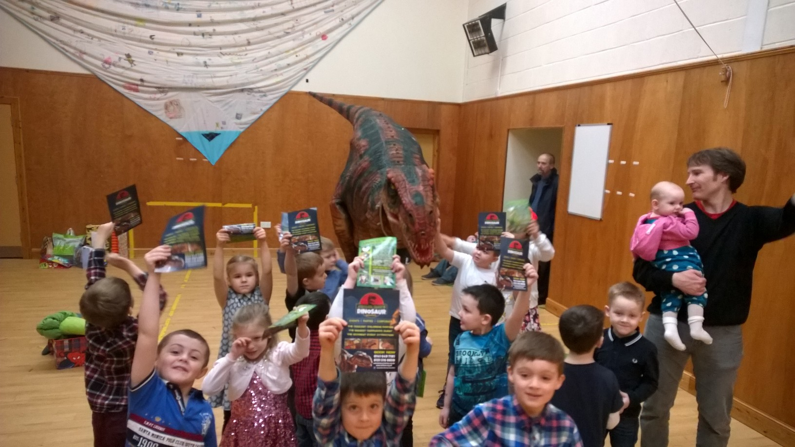 Boys Dinosaur Party Glasgow
