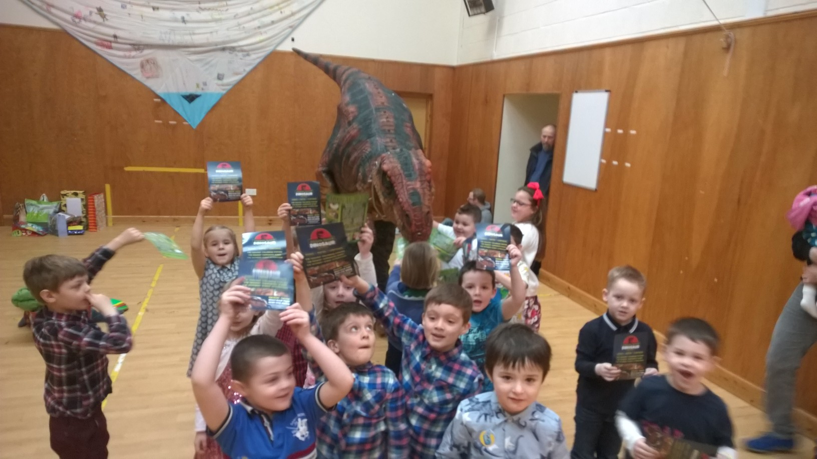 Dinosaur Party Bathgate and Livingston