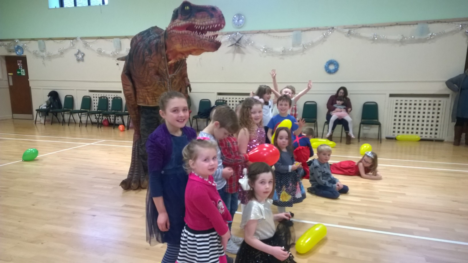 Dinosaur Party Perth and Perthshire