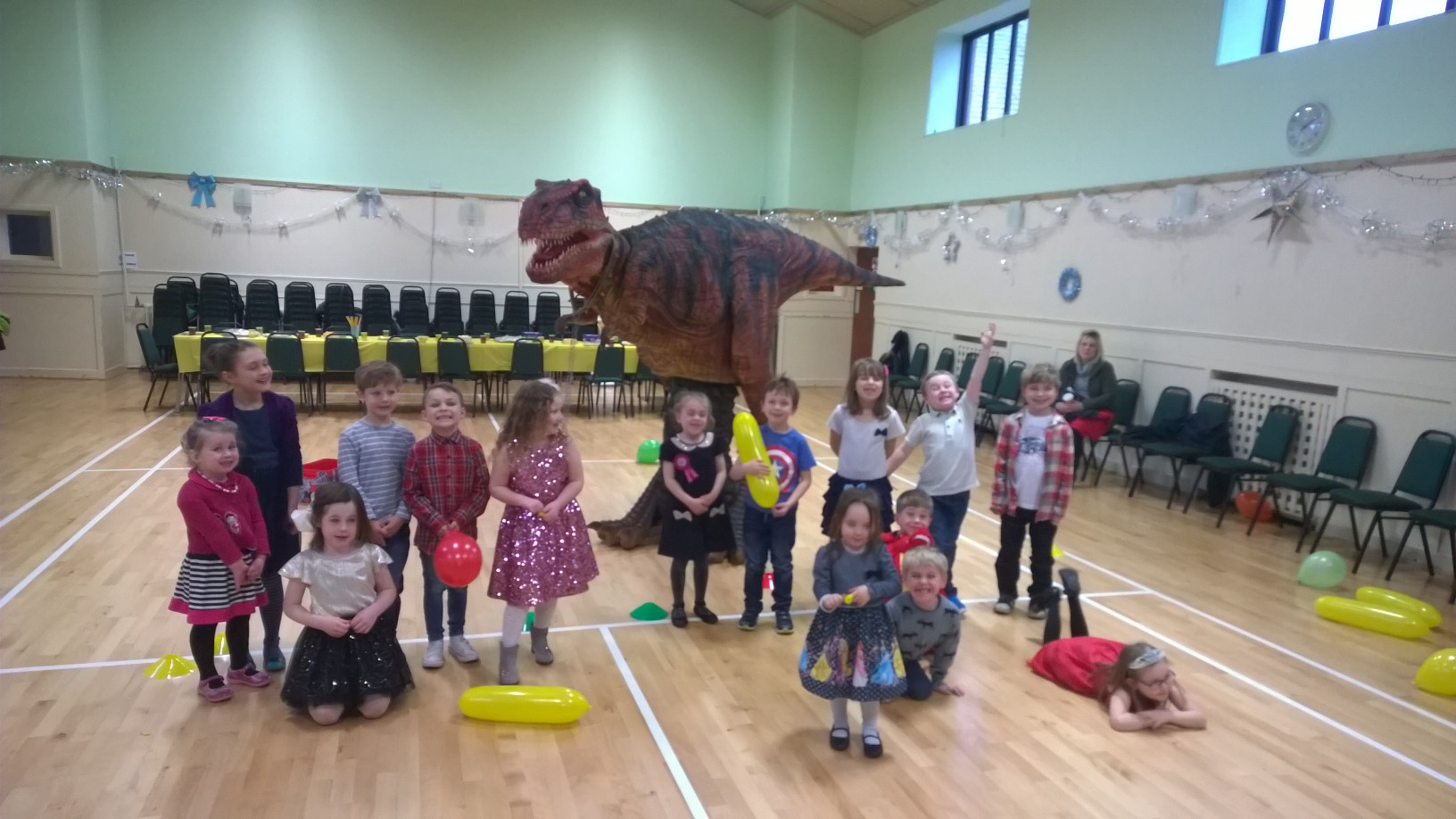 Dinosaur Party Cumbernauld North Lanarkshire