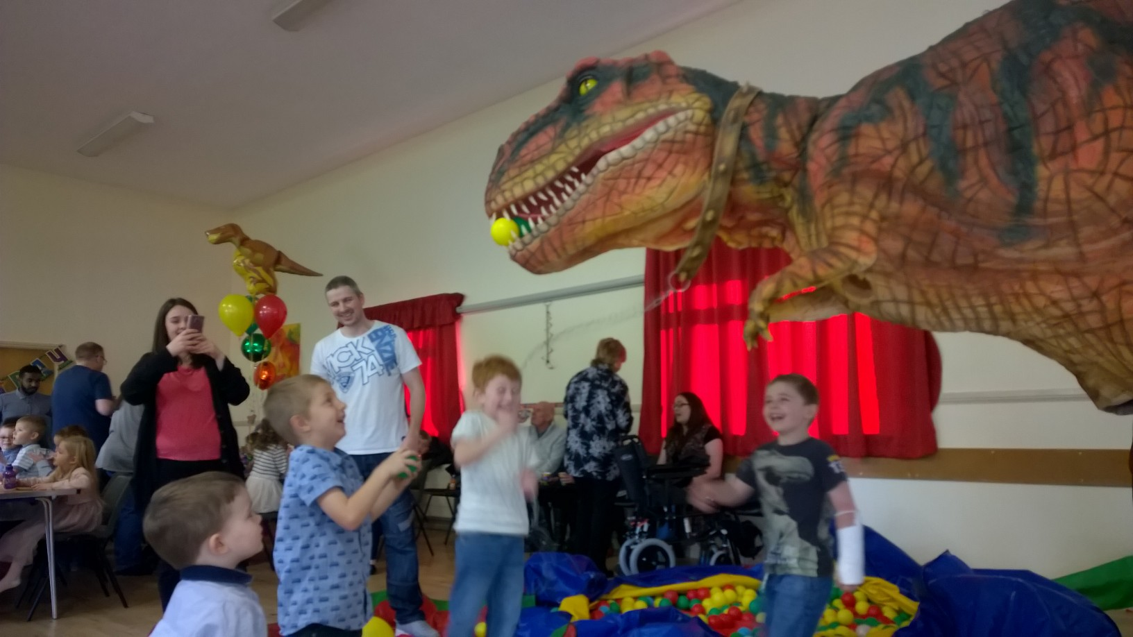 Dinosaur Party Newcastle
